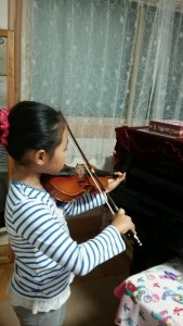ヴァイオリンりりこ