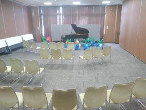 西宮北口でピアノ発表会